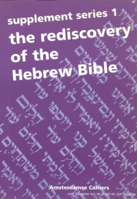 The Rediscovery of the Hebrew Bible